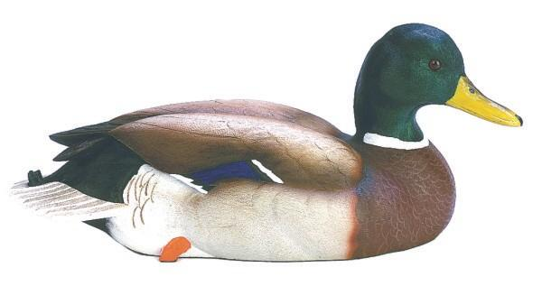 Loon Lake Decoy Company Miniature Mallard